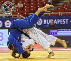 Marti Malloy takes bronze Budapest Grand Prix 2016