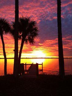 Indian Harbour Beach, Florida!