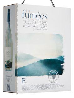 Les Fumees Blanches Sauvignon Blanc bag-in-box Francois Lurton nEW design