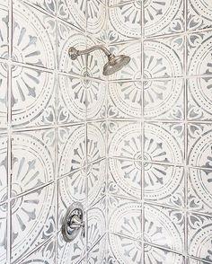 Floor & Rug Tabarka Oxford Gray Mediterranean Tile For Traditional Bathroom Flooring Design Attractive Tabarka Tile For Your Interior Wall And Flooring Design handmade kitchen tiles terracotta kitchen tile terracotta style Girls Bedroom, Master Bedroom, Bedrooms, Bathroom Floor Tiles, Tile Floor, Shower Bathroom, Bathroom Ideas, Wall Tile, Modern Bathroom