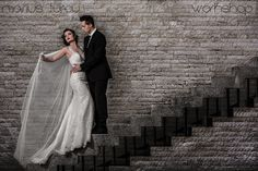 I simply love these stairs Beautiful Bride, Most Beautiful, Fine Art Wedding Photography, Groom, Wedding Dresses, Stairs, Fashion, Bride Dresses, Moda