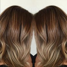 Beautiful #balayage by thebeautybar! Lightened with #KenraColor Lightener + 30 volume. Toned with Rapid Toner VP for 3 minutes. #blonde