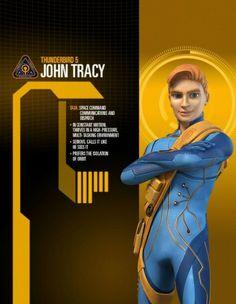 John from thunderbirds.com Thunderbirds are Go 2015