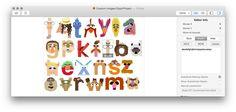 Bitmap Font Generator for OSX - Glyph Designer