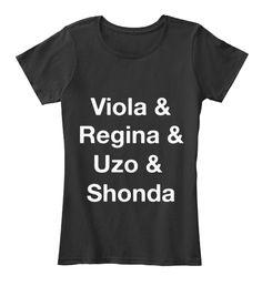 Viola & Regina & Uzo & Shonda