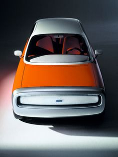 The Ford 021C, from Taschen's massive Marc Newson book, available in an art edition