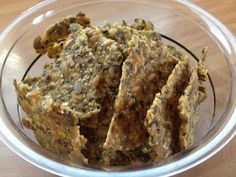 MinttuMaarian leipomukset: Siemennäkkileipä Savoury Baking, Meatloaf, Banana Bread, Snacks, Desserts, Foods, Tailgate Desserts, Food Food, Appetizers