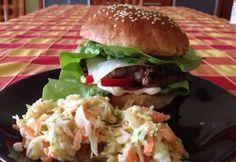 Házi hamburger NovakAndi konyhájából