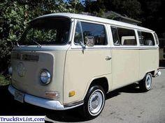 VW Bus Wagon Van