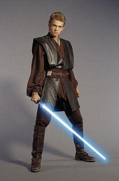 Anakin Skywalker Discover Anakin Skywalker Anakin Skywalker - Yodapedia de Wiki over Star Wars (personages films games boeken strips en meer! Costume Jedi, Costume Star Wars, Anakin Dark Vador, Anakin Vader, Darth Vader, Star Wars Episode 2, Star Citizen, Traje Jedi, Star Wars