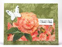 Crafter's Companion: Ingenious Inkling: Vintage Floral CD-ROM  Stephanie Severin SmilynStef