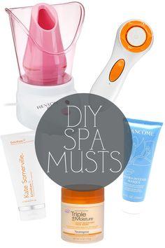 DIY SpaNight. - Home - Beautiful Makeup Search: Beauty Blog, Makeup & Skin Care Reviews, Beauty Tips
