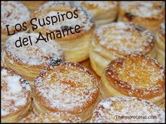 Cuban Recipes, Portuguese Recipes, Sweet Recipes, Pan Dulce, My Dessert, Almond Cakes, Beignets, Croissants, Sweet Bread