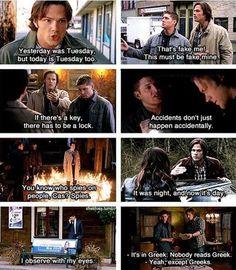 I <3 Supernatural.