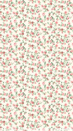 Flowers ✿ Background ✿ Pattern ✿ #Wallpaper