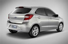 New Release 2016 Ford Ka Review Rear View Model