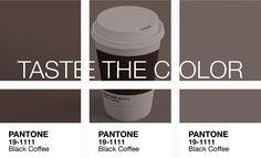 Conheça o café pop-up da Pantone