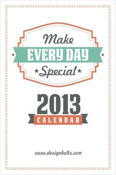 Free-printable-calendar-for-2013