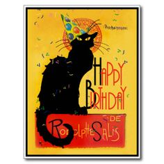>>>Hello          	Le Chat Noir - Happy Birthday Greetings Postcards           	Le Chat Noir - Happy Birthday Greetings Postcards In our offer link above you will seeHow to          	Le Chat Noir - Happy Birthday Greetings Postcards please follow the link to see fully reviews...Cleck Hot Deals >>> http://www.zazzle.com/le_chat_noir_happy_birthday_greetings_postcards-239633288722823783?rf=238627982471231924&zbar=1&tc=terrest