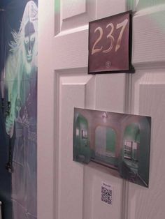 The Shining Room 237 at our haunted hotel on Halloween Forum & REDRUM Door decal from The Shining on Storenvy u2026 | Pinteresu2026