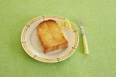はちみつレモントーストは、レモンの酸味とはちみつのまろやかな甘味がクセになる!/今月はこれ使お!(「はんど&はあと」2013年4月号)