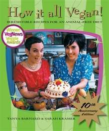 how it all vegan cookbook