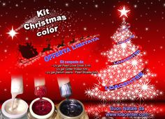 offerta Natale: kit Christmas gel a soli € 21.9 invece di € 32.7   http://www.loacenter.com/kit-christmas-color-3-gel-color-5-ml-offerta-limitata-p-12655.html?cPath=15_10347