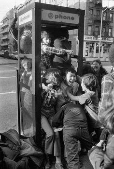 New York, 1975 - by Meyer Liebowitz (1906 - 1976), USA