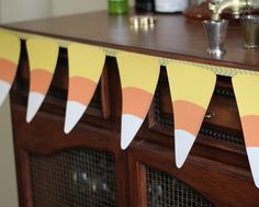 Are You Gearing Up For A Halloween Party? Creative TeamMember, Kori Designed The Cutest Candy Corn Party Printables Just For You! This Party Printable Set Includes Everything You'll Need! Enjoy! -Linda  Candy Corn Party I am not a super scary Ha
