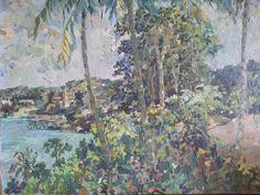 Albert Huie landscape