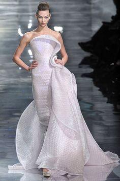 Armani Privé.  Spring 2010.  Haute Couture.