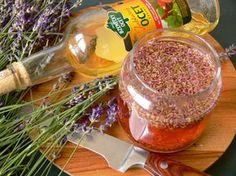 Domácí aviváž na prádlo - Domácnost - celý návod - MojeDílo.cz Home Made Soap, Cantaloupe, Natural Remedies, Alcoholic Drinks, Lavender, Herbs, Cleaning, Homemade, Fruit