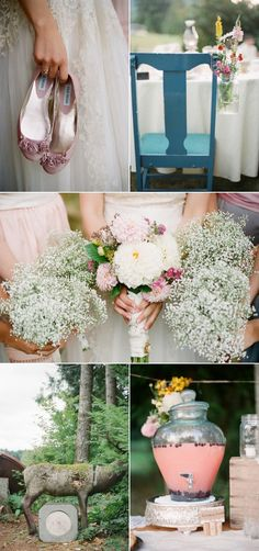 ntage DIY Washington State Wedding by You Look Nice Today Photography