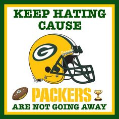 Packers fan for life Nfl Football Teams, Packers Football, Football Baby, Football Memes, Sports Memes, Packers Baby, Go Packers, Greenbay Packers, Green Bay Packers Wallpaper