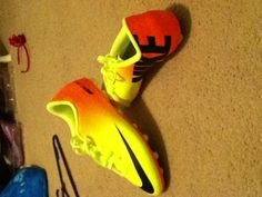 My soccer shoes ^.^