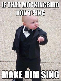 Godfather Baby | Memes