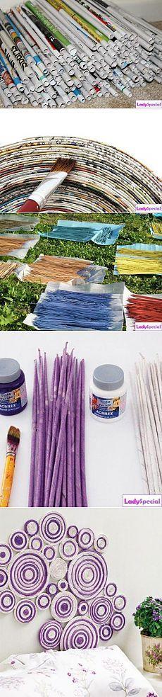 Los tubos de pintura periódico? - La revista Mujer LadySpecial.ru