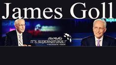 """Sid Roth"" It's Supernatural - James Goll"