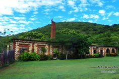 Las Ruinas Barrio Barina en Yauco , P.R.