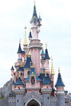 Disneyland Paris ♥ Spring season - Castle of the sleeping beauty