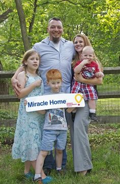 RE/MAX agent Jessica Clausen gives to the Miracle Home program every time she sells a house. She's also grateful for two miracles of her own: Jaicee and Jakob, both treated at our Network's Johns Hopkins Children's Center.