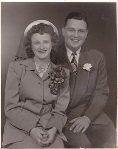 Lovely Couple WWII
