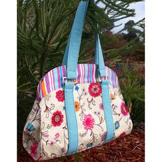 Shop here for the Instant PDF downoad patterns from Melly and me's collection of Bag, handbag and Purse sewing patterns