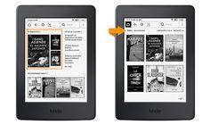 El trastero de IT: Amazon actualiza el software de sus Kindles
