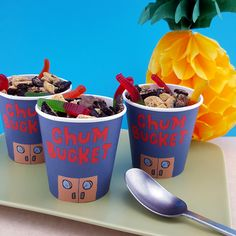 SpongeBob SquarePants Chum Bucket Recipe