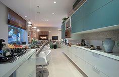 cozinha estreita