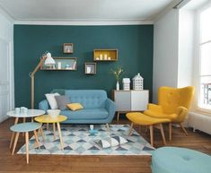 Amazing Interior Modern Style Ideas To Update Your Living Room room decor colors Amazing Interior Modern Style Ideas To Update Your Living Room Home Living Room, Room Design, Teal Living Rooms, Home Decor, Home Deco, Room Decor, Interior Design Living Room, Living Decor, Living Room Designs