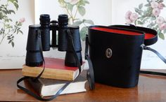 Vintage Zenith Binoculars with case, 10 x 50 , Fully working and…