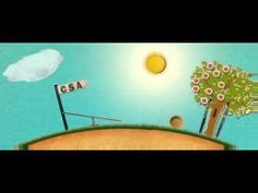 CSA – Communities Supporting Agriculture