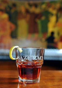 The Sazerac, New Orleans' signature cocktail, owes its local prominence to Haiti.